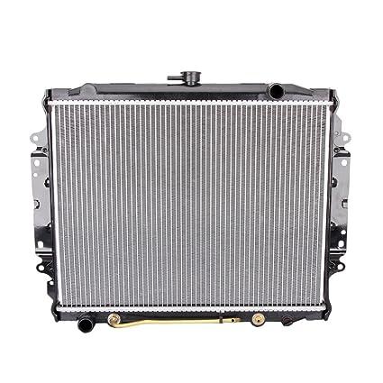 Amazon Dromedary Premium Quality Radiator For Isuzu Tfrgas At