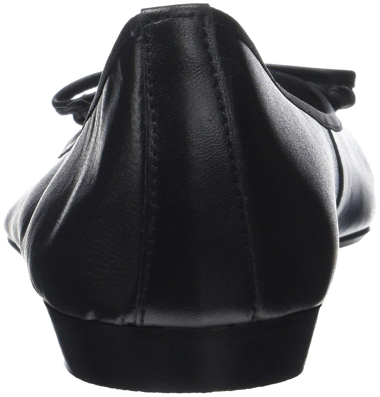 LK LK LK BENNETT Damen Cici Geschlossene Ballerinas Schwarz (schwarz-schwarz) f4d162