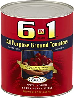 product image for Heinz 6 In 1 All Purpose Ground Tomatoes, 105 Ounce -- 6 per case.