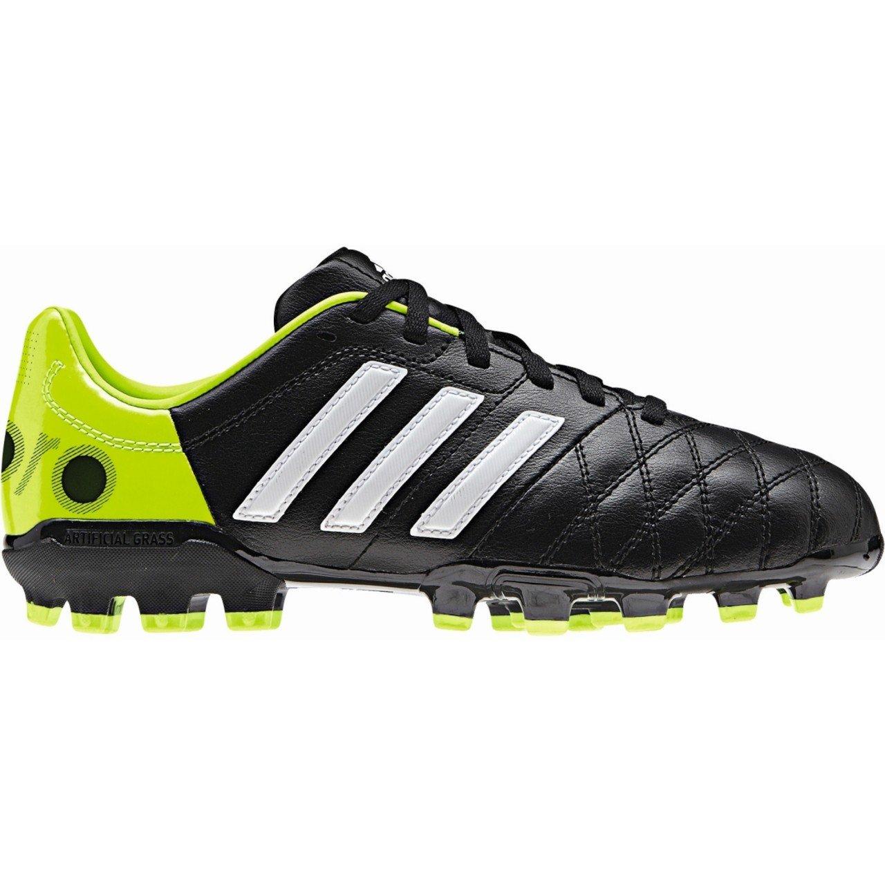 Adidas Schuhe Nockenschuhe 11 nova TRX AG Kinder Junior Kinder schwarz1 runwh, Größe Adidas 4