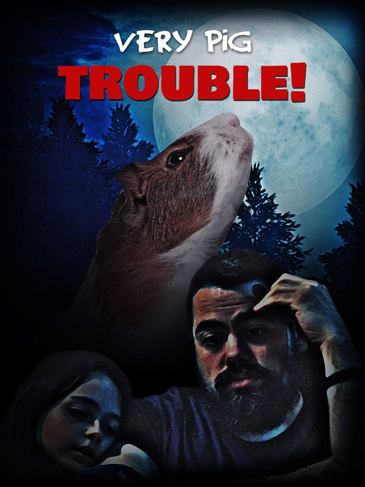 Very Pig Trouble