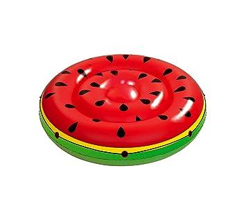 43140 Colchoneta isla gigante en forma de sandía BESTWAY diámetro 188 cm: Amazon.es: Juguetes y juegos