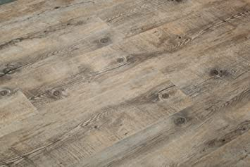 8 7mm Extra Thick Click Lock Luxury Vinyl Flooring Plank 100 Waterproof W Eva Underpad 47 28sqft 4 21 Sqft Superior Wear Protection 28 Mil Wear
