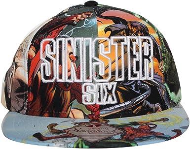 Gorra para Hombre con Licencia de Siniister Seis, diseño de ...