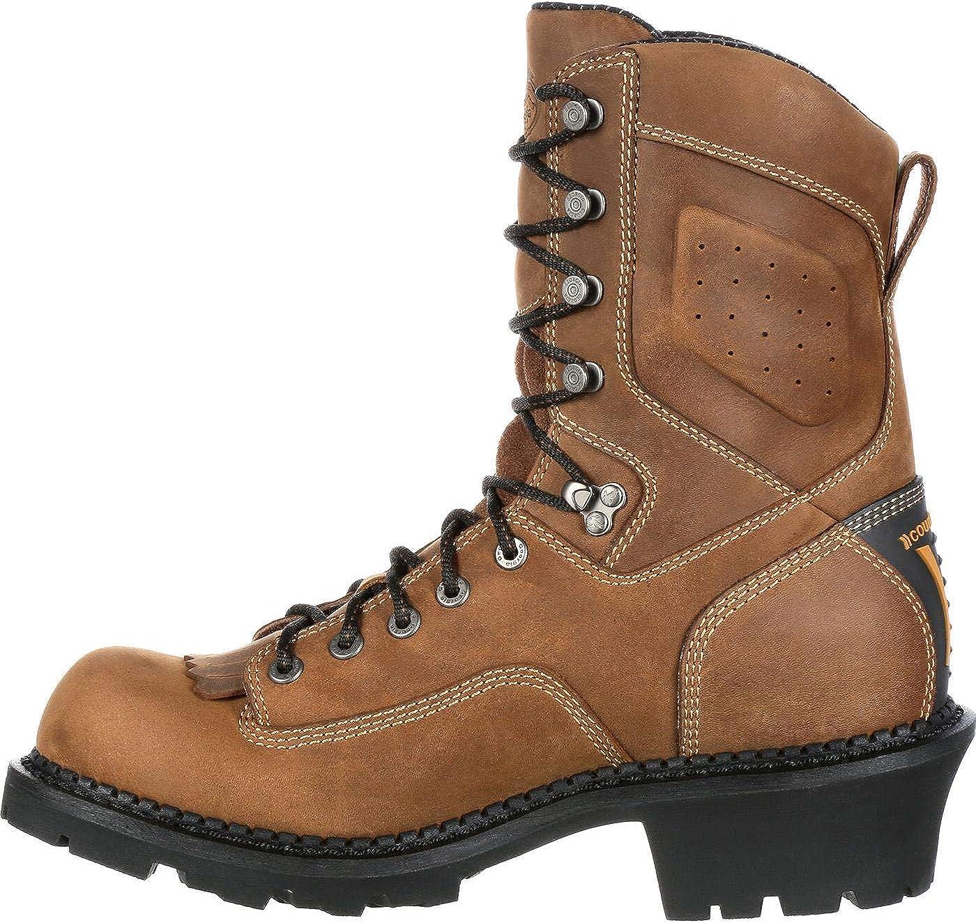 Georgia Mens GB00097 Mid Calf Boot