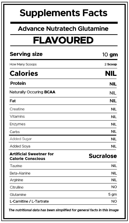 Glutamine Supplement Watermelon Flavoured Amino Powder – 300Gm