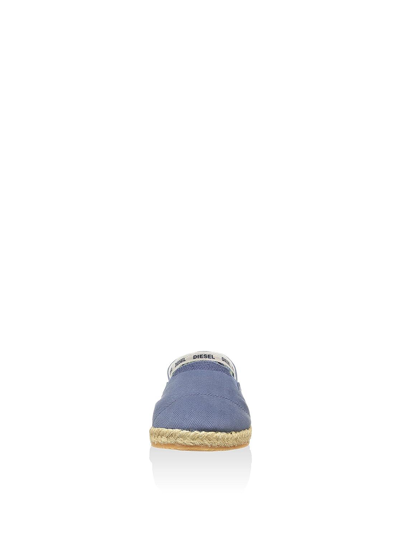 Diesel Alpargatas Tejido Azul Marino EU 41: Amazon.es: Zapatos y complementos