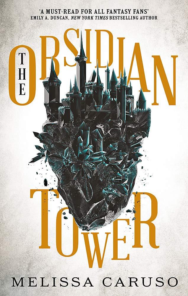 The Obsidian Tower (The Gate of Secrets): Caruso, Melissa: 9780356513195:  Amazon.com: Books