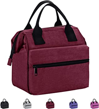 Easyfun Lunch Bags for Women and Men Insulated Lunch Bag