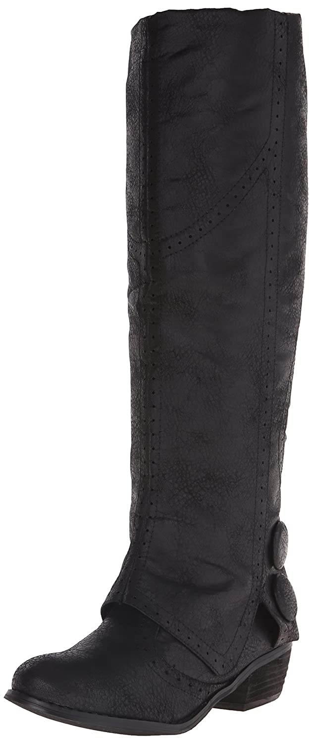 Not Rated Women's Bailey Winter Boot Black