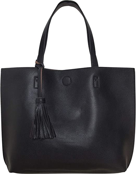 Womens Velvet Tote Bag Large Capacity Handbag Convenient Hobo Bag Shoulder Bag 8412-Purple