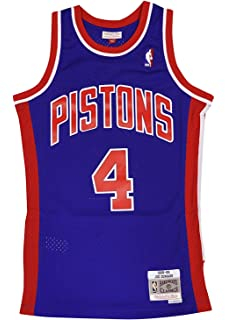 d31d02f8de9 ... spain mitchell ness detroit pistons joe dumars swingman jersey nba  throwback blue d6bb4 af725