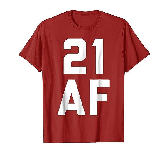 Mens 21 AF Shirt