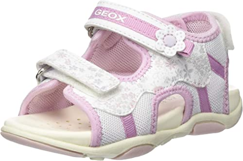 Geox B Sandal Agasim Girl A Sandalias para Beb/és