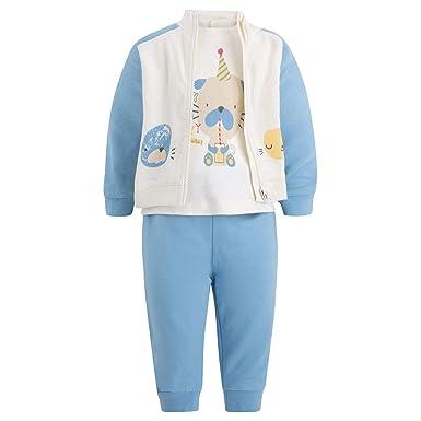 d7bd22486 Boys Suede Plush Tracksuit + T-Shirt Confetty RAIN  Amazon.co.uk ...
