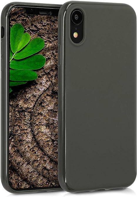 Scuro Olive Ufficiale Apple Silicone Custodia/Coperchio iPhone