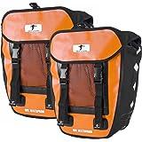 Red Loon 2x Pro Packtasche Fahrradtasche Gepäckträgertasche LKW-Plane wasserdicht