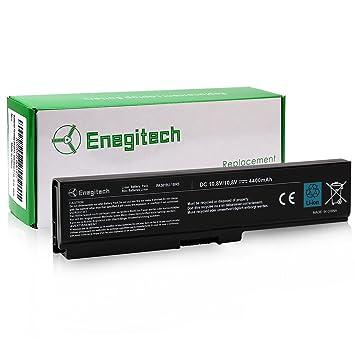 Batteria Original PA3817U-1BRS para Portatil Toshiba Satellite C660 C655 L600 L655 L675 L675D L700 L735 L750 L750D L755 L755D M640 M645 P745, 6 Cells 10.8V ...