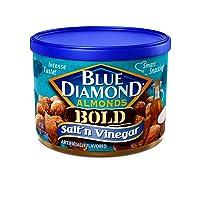 Deals on 12-Pack Blue Diamond Almonds Bold Salt & Vinegar 6-Oz