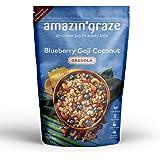 Amazin' Graze Blueberry Goji Coconut, Blueberry Goji coconut, 250 g