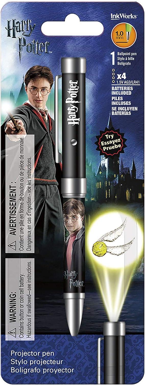 Proyector Pen – Harry Potter – Linterna 1,0 mm bolígrafo iw4117 ...