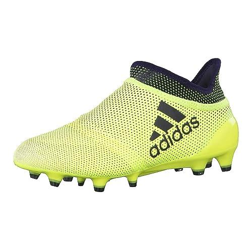 uk availability b8cc6 13bc3 adidas X 17+ Purespeed Fg J, Unisex Kids Sneakers