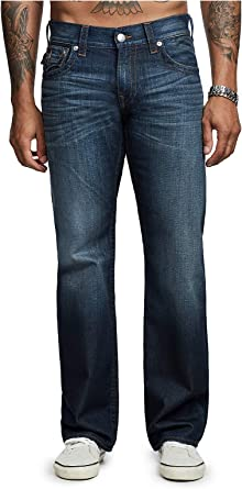 Amazon Com True Religion Billy Pantalones Vaqueros Para Hombre 38 Clothing