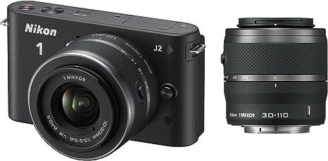 Nikon 1 J2 - Cámara EVIL de 10.1 Mp (pantalla de 3 pulgadas ...