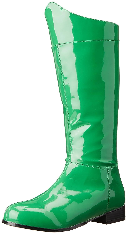 Funtasma Men's Hero 100 Engineer Boot B00JEY4PB8 Large/12-13 M US|Green Patent