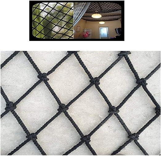 Red de Seguridad, BHH Negro Protección Para Niños Net Rail Balcón Escalera Safe Net Kids Mascotas