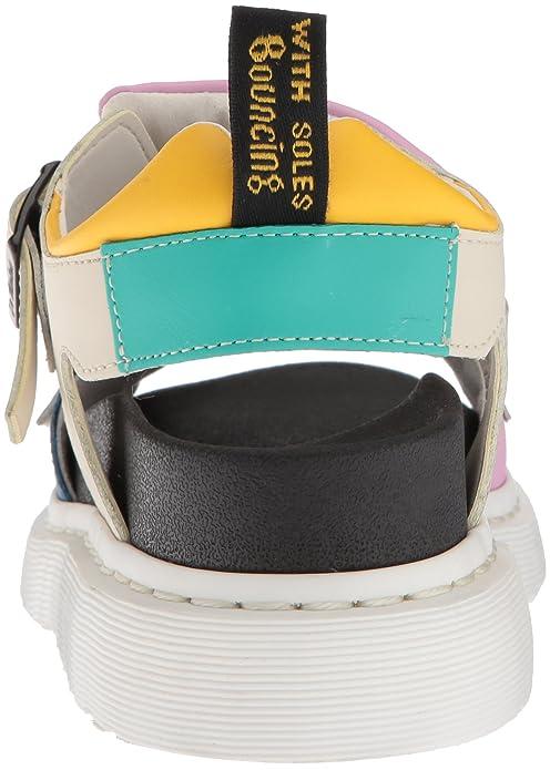Dr. Martens Women's Kamilah Open Toe Sandals