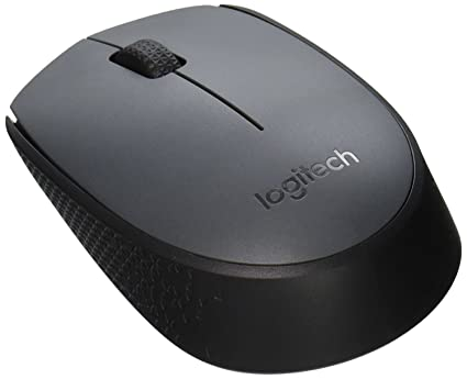 bb3c0b23f65 Amazon.in: Buy Logitech M170 Wireless Optical Mouse (Black) Online at Low  Prices in India | Logitech Reviews & Ratings