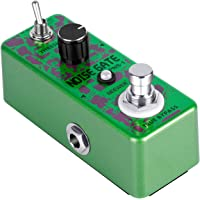 Neewer Noise Killer Guitar Noise Gate Suppressor Effect Pedal with 2 Working Models for Guitar Playing and Guitar…