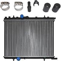 Radiador Peugeot 206/207 / Hoggar (Todos Modelos) / 307 1.6 / Citroen c4 1.6 / Xsara Picasso com Ar