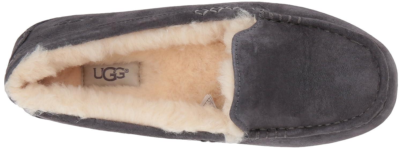 Mocasines para mujer, de la marca Ugg Australia, color Gris, talla 43: Amazon.es: Zapatos y complementos