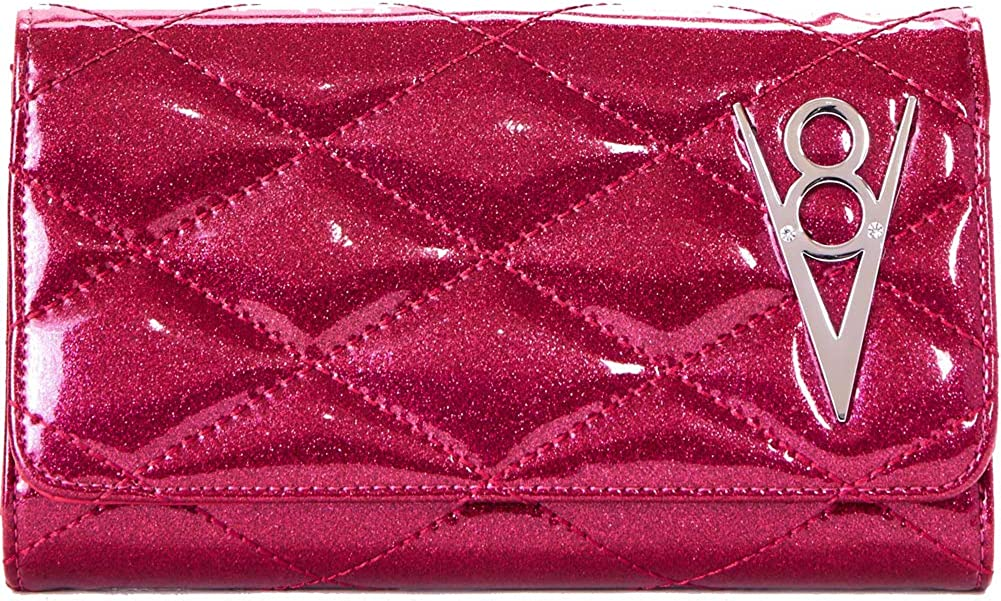 Lux De Ville Hot Rod Wallet Sizzle Pink Sparkle