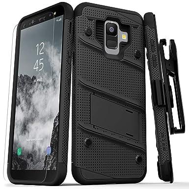 Zizo Bolt Series - Carcasa para Samsung Galaxy A6 (Protector ...