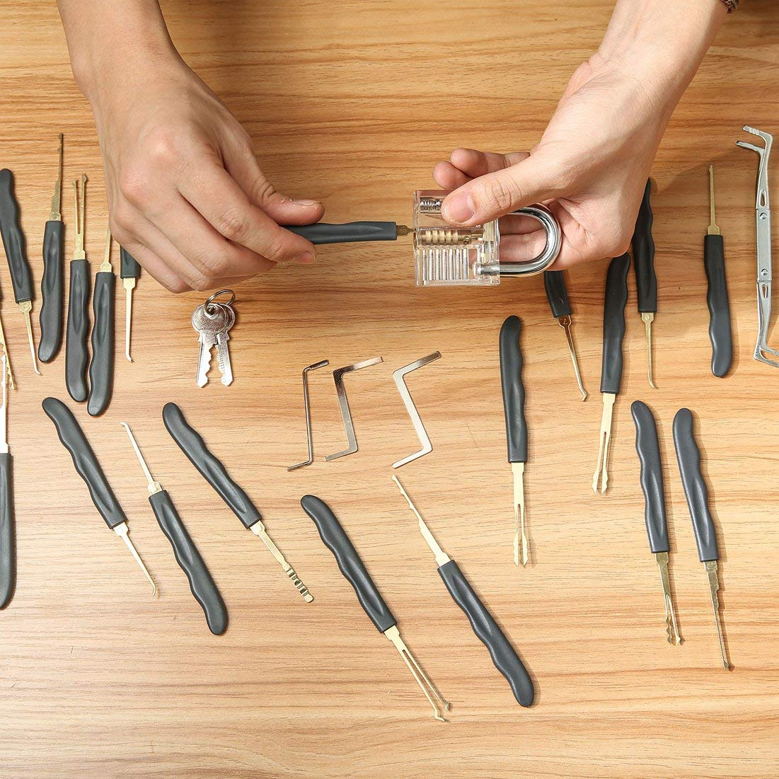 wandor Multi-Tool Set Versatile Use Training Kit for Beginners and Professionals 24-Piece Set