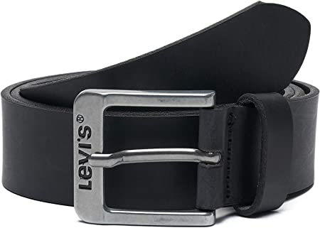 Levi's Negro Cinturón de cuero gratis,A estrenar y genuina. Somos un vendedor autorizado de Levi's.,