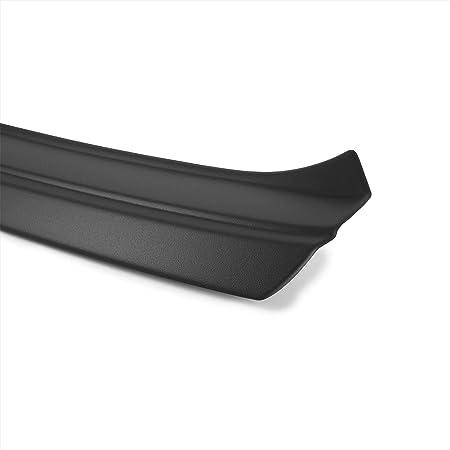 ab BJ 11.2014 bis 09.2017 Sto/ßstangenschutz passgenau mit Abkantung ABS Sonderfarbe Silber Facelift Aroba AR6789 Ladekantenschutz kompatibel f/ür Porsche Cayenne