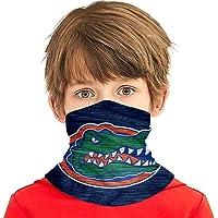 Golden Gophers Kids Neck Gaiter Summer Bandana Lightweight Face Cove for Children Outdoors mask