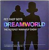 PET SHOP BOYS Live at Hyde Park London England 15 Sep 2019 Bonus Glastonbury Dreamworld CD Digisleeve