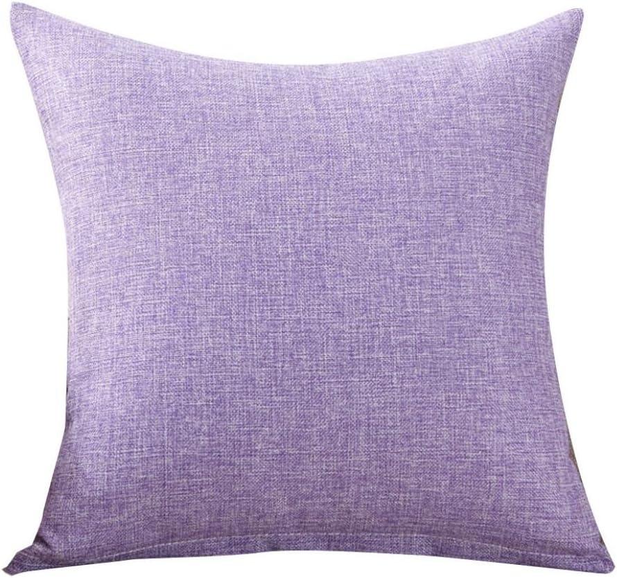 Cushion COVER 40×40 45×45 35×35 50×50 30×50 Cushion Cover Grey Cotton Sofa Cushion