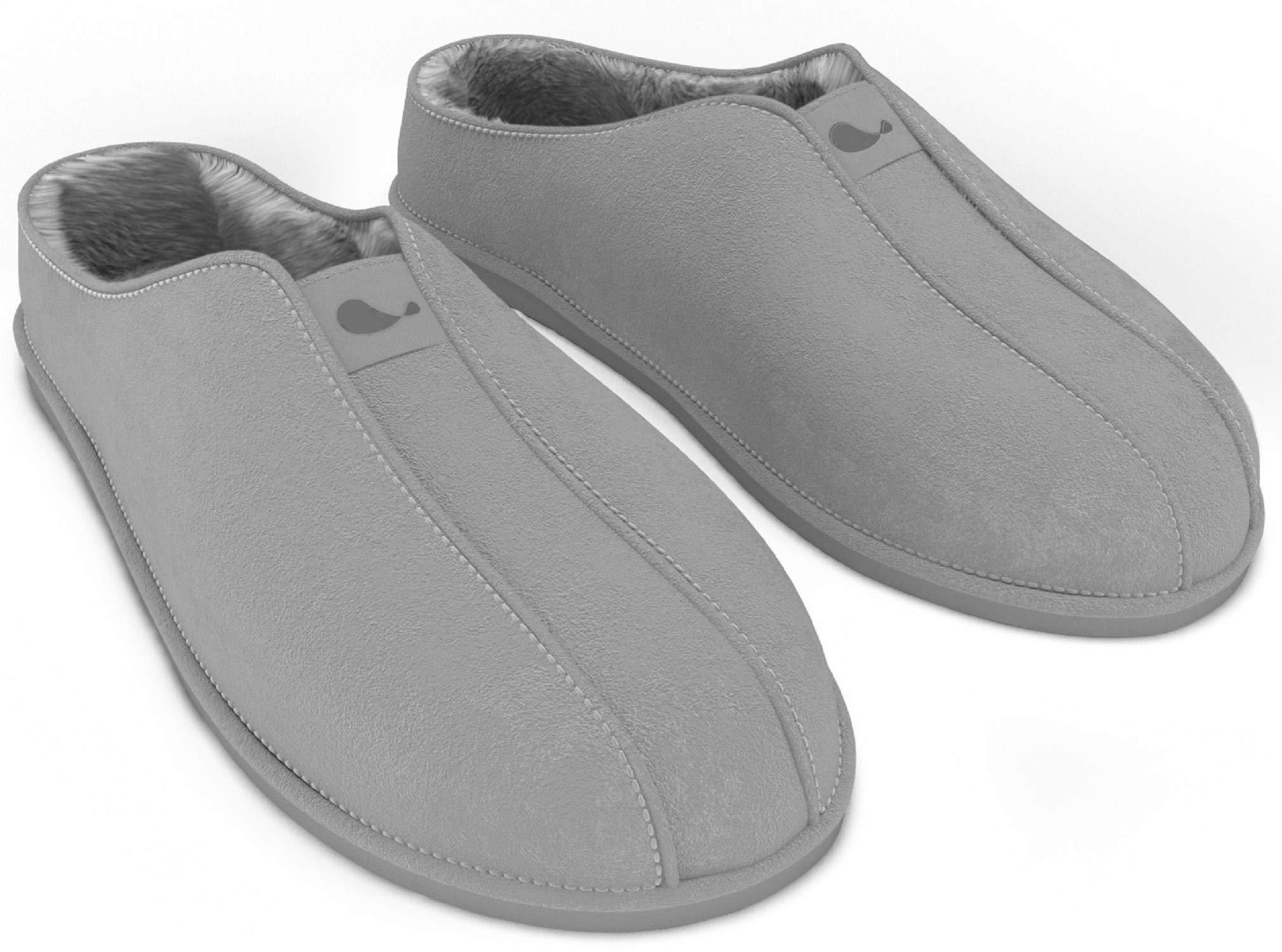 Heel That Pain Heel Seats Slippers for Plantar Fasciitis, Heel Pain and Heel Spurs, Unisex (Men's 12, Women's 13)
