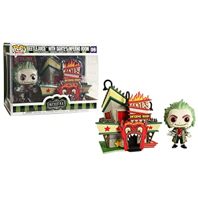 Funko 42270 Beetlejuice Collectible Figure, Multicolour: Toys & Games