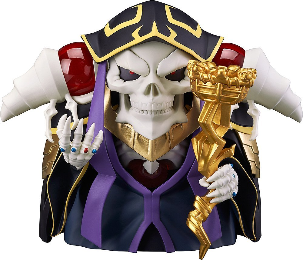Good Smile Company G90155 Nendoroid Ainz Ooal Gown