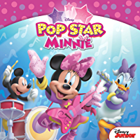 Minnie:  Pop Star Minnie (Disney Storybook (eBook))