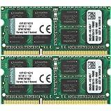 Kingston KVR16S11K2/16 RAM 16Go 1600MHz DDR3 Non-ECC CL11 SODIMM Kit (2x8Go) 204-pin 1.5V