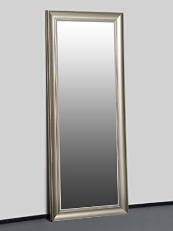 Specchio da parete con cornice semplice e elegante con bordi ...