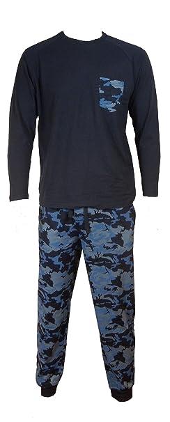 u-wear Pijamas para Hombres Camuflaje (3XLARGE)